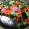 インドネシア料理 acar (アチャール)のレシピ