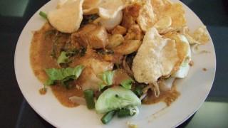 インドネシア料理 gado-gado (ガドガド)のレシピ