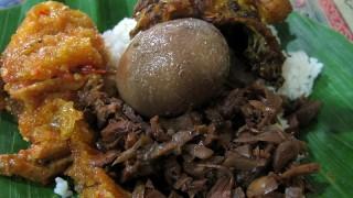 インドネシア料理 gudeg (グドゥッ)のレシピ