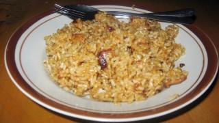 インドネシア料理 nasi goreng (ナシ・ゴレン)のレシピ