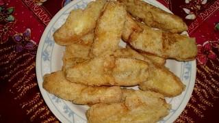 インドネシア料理 pisang goreng (ピサン・ゴレン)のレシピ